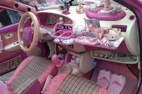 Hello Car Interior by Pimped Out Hello Car Pimp Ride