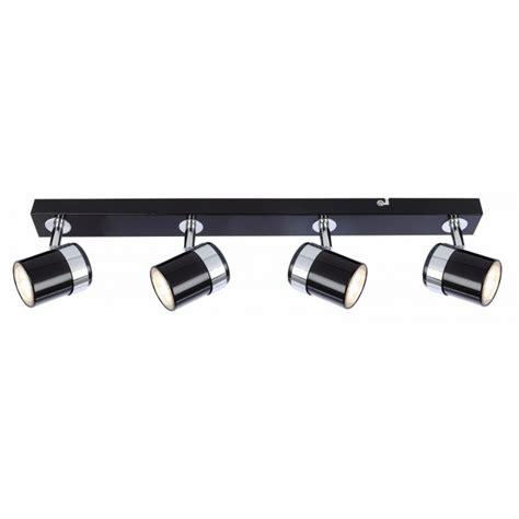 ceiling bar lights modern interior 4 way gu10 ceiling bar light