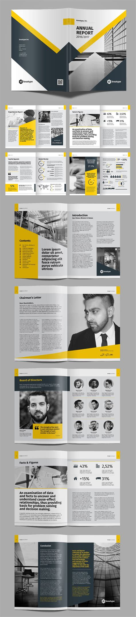 graphic design brochure templates 18 professional and creative brochure templates graphics