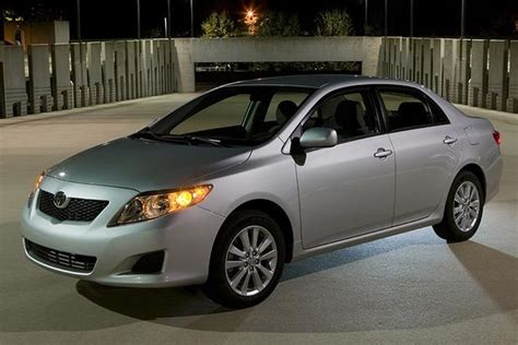 2010 toyota corolla s review 2010 toyota corolla used car review autotrader