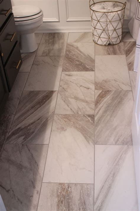 bathroom floor tile lowes 17 best ideas about 12x24 tile on pinterest classic