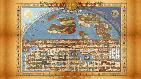 Legend Of Zelda Map Wallpaper | zelda wallpapers hd 2016 wallpaper cave