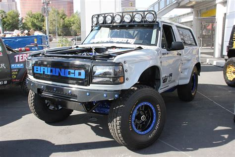 bronco jeep 2017 sema 2017 one bad bronco makes it to battle of the