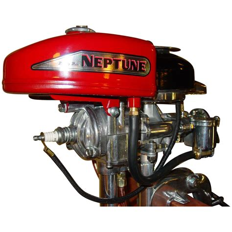 small fishing boats and motors small restored neptune fishing boat motor sold on ruby lane