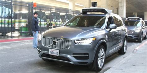 Volvo San Francisco Here S What It S Like In Uber S New Self Driving