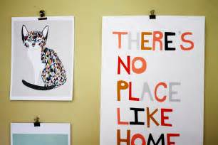 hanging posters without frames 2 ways to hang large prints without a frame oh prints blog