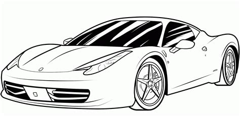 coloring pages with cars car coloring pages printable coloring pages