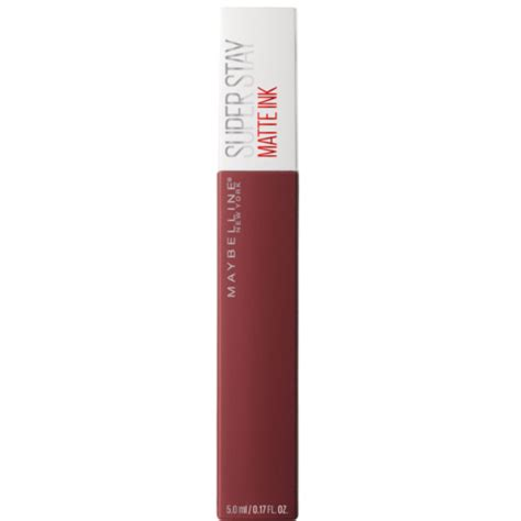 maybelline new york stay matte ink ruj 50 voyager