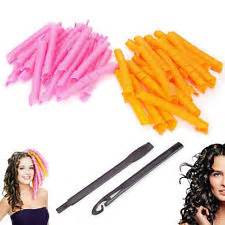 how to hook sprial hair hair curlers ebay