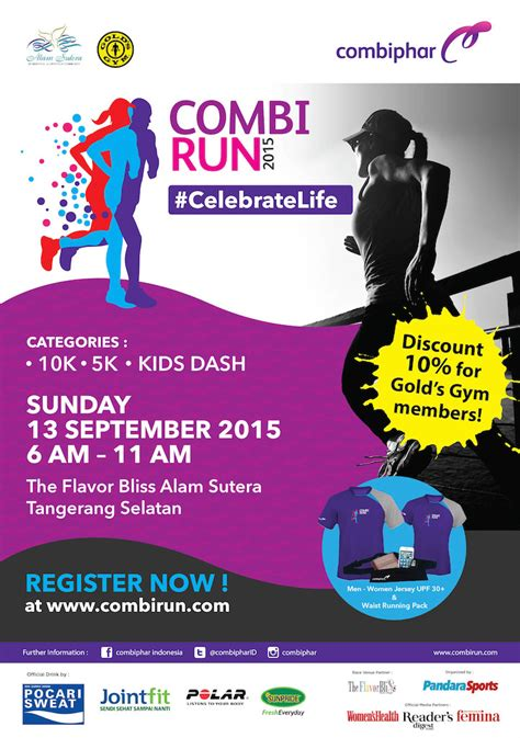 Sutera Combi be a chion join combi run 2015 gold s indonesia