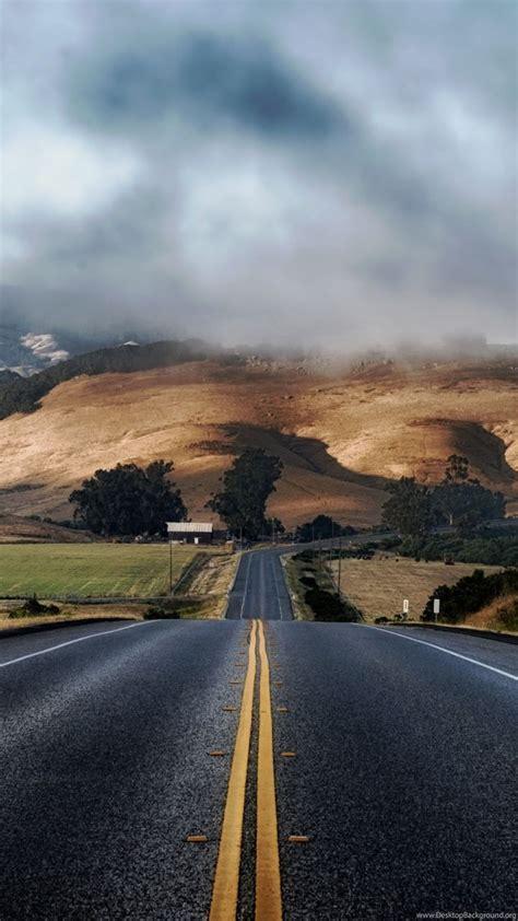empty road  ultra hd wallpapers  desktop background