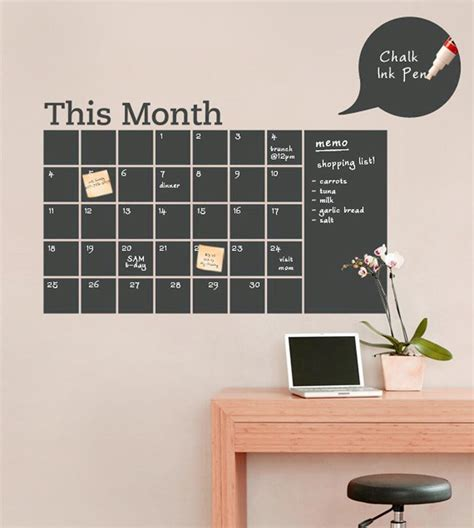 chalkboard schedule decorative decorative chalkboards