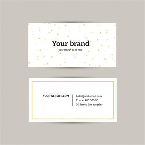 Basic Business Cards