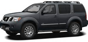 Nissan Pathfinder 2008 Price 2008 Nissan Pathfinder Reviews Specs And Prices