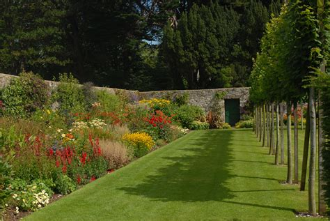 Walled Garden by Glenarm Castle Walled Gardens Ballymena