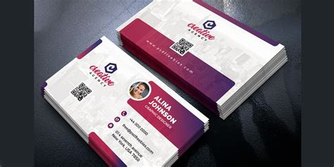 Creative Business Card Templates Psd by 100 Free Business Cards Psd 187 The Best Of Free Business Cards