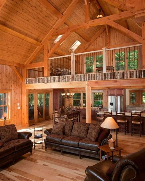 post and beam cabin floor plans 25 best ideas about post and beam on pinterest cabin