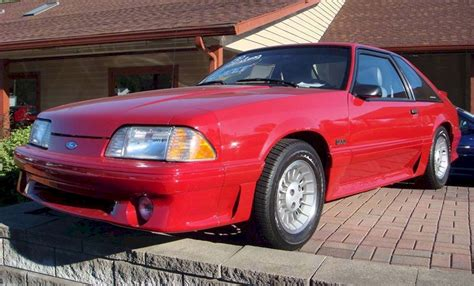 1987 mustang gt weight archives