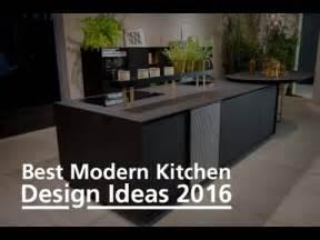 Kitchen Designs Ideas Small Kitchens best modern kitchen design ideas 2016 youtube
