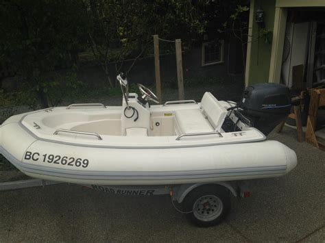 inflatable boats for sale vernon bc rendova 10ft hard bottom inflatable with centre console