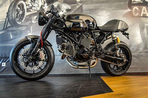 Motorrad Umbau Bayern by Umgebautes Motorrad Ducati Sport 1000 Von Zweiradparadies