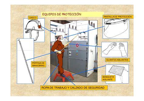 banqueta aislante seguridad electricidad