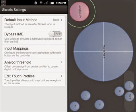 six axis apk sixaxis controller android apk