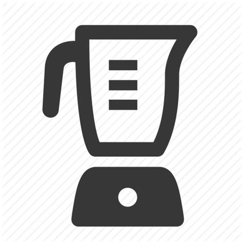 Blender Icon blender cooking kitchen utensils mixer