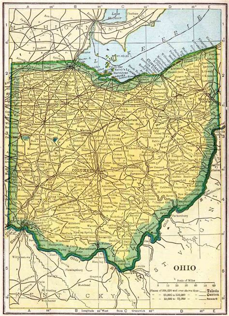 State Of Ohio Records Ohio Genealogy Access Genealogy