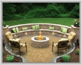 Outdoor Patio Ideas by Outdoor Patio With Fire Pit Ideas Review Landscaping