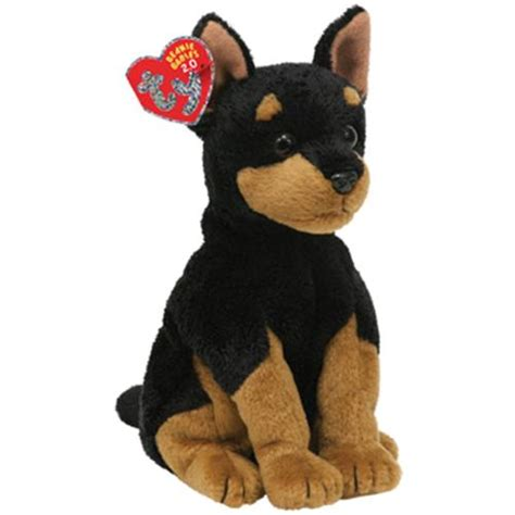 ty puppy stuffedanimals stuffed plush dogs ty beanie babies 2 0 8 quot stuffed plush