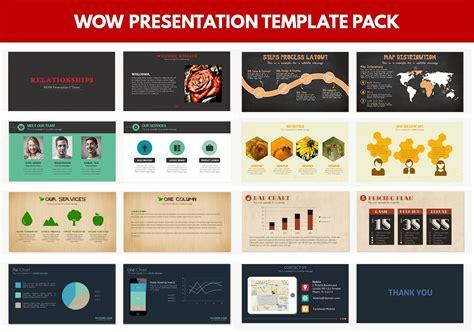 Wow Presentation Template Presentasi Lengkap Mudah Diedit Presentasi Net Template Presentasi Powerpoint