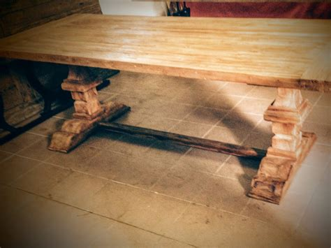 Table Monastere Ancienne by Table Monast 232 Re Bois Ancien Vitadeco