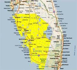 map of south florida and map of southwest florida cities area is from