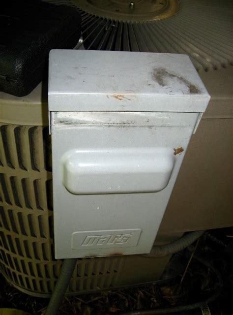 air conditioner capacitor replacement hvac combo start capacitor replacement 002