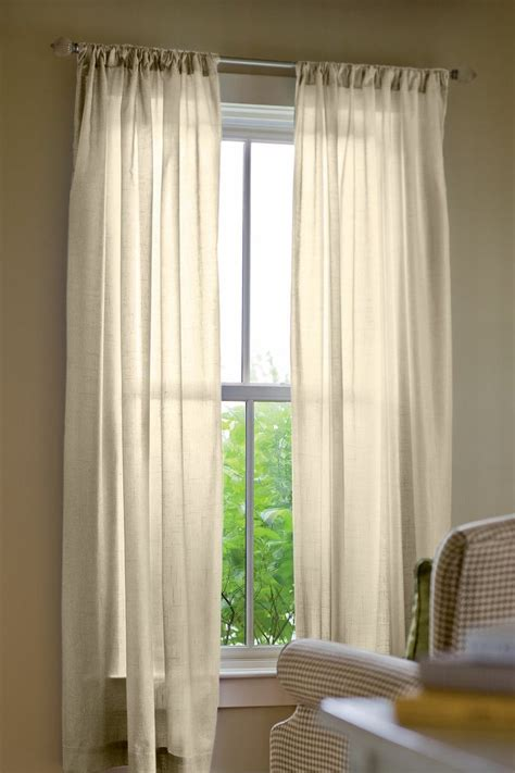 Living Room: Insulated Curtains On Pinterest With White
