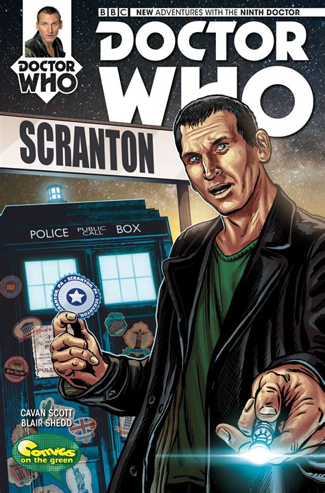 doctor who the ninth doctor volume 4 eaters books variant cover roundup titan comics doctor who the ninth