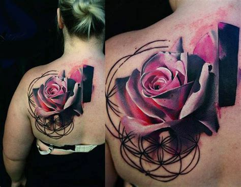 realistic flower tattoo 681 best images about floral tattoos on