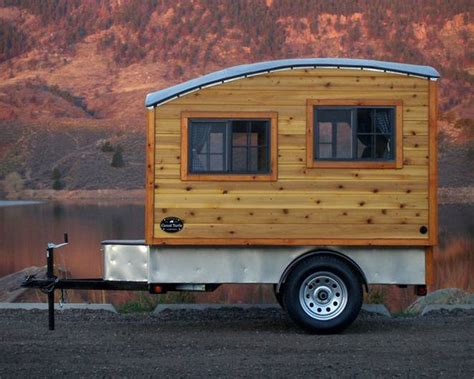 dirks diy cer trailer simple and effective kitchen cing trailer diy pinterest nice the terrapin handmade wooden cer is a home of
