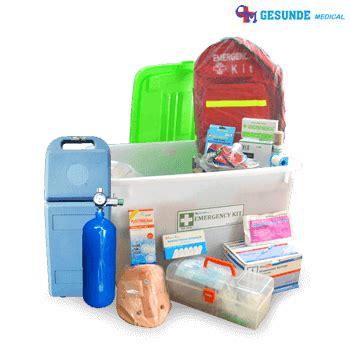Survival Kit Lengkap emergency kit standar alat tanggap darurat paramedis isi lengkap toko medis jual alat kesehatan
