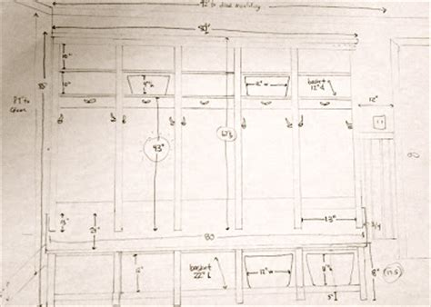mudroom lockers with bench plans how to build mudroom lockers with bench plans pdf plans