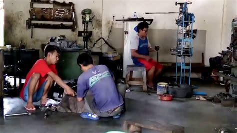 Stang Seher Yamaha Rx King 1 Set cara mengganti stang seher