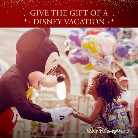 And Give The Gift Of by Give The Gift Of A Walt Disney World Vacation