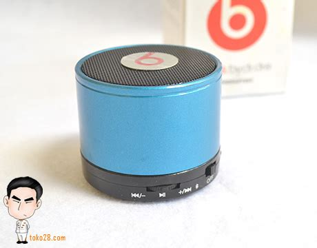 Speaker Bluetooth Murah Bagus speaker bluetooth dr dre beatbox portable