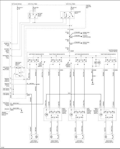 mercury window wiring diagram wiring diagram