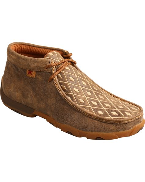 twisted x shoes twisted x s driving moc shoes boot barn