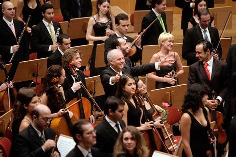 west eastern divan orchestra klaus rudolph photographie galerie 25 08 2006 d