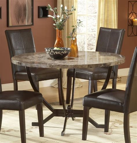 granite dining room table granite dining table set flooding the dining room with elegance homesfeed