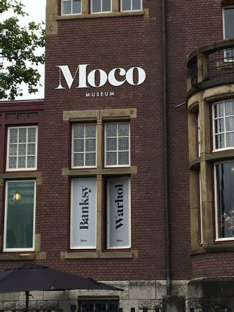banksy museum amsterdam hours moco museum picture of moco museum banksy more