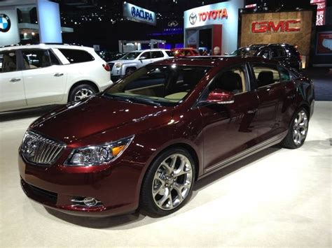buick lacrosse price 2013 2013 buick lacrosse review and prices